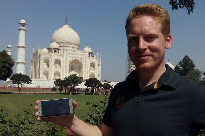Taj Mahal Sunrise Day Trip from Delhi by Private Car