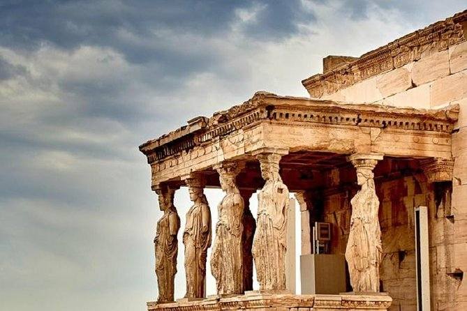 Athens and Piraeus City Tour (8 hrs)