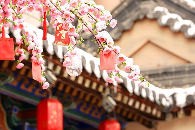 2-Day Private Classic Xi'an City Tour from Beijing by Bullet Train