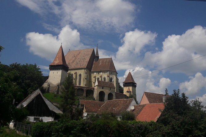 Private Tour :Sibiu ,Biertan and Sighisoara (Optional - visit Gypsies family)