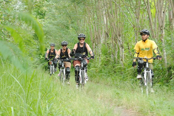 Kintamani Downhill Cycling Tour