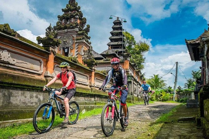 Bali Downhill Cycling and White Water Rafting photo 6