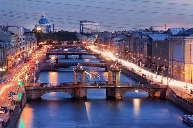 Privérondvaart door Sint-Petersburg