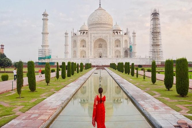 Private Overnight Agra Tour by Car From Delhi-One Night at Heritage Hotel