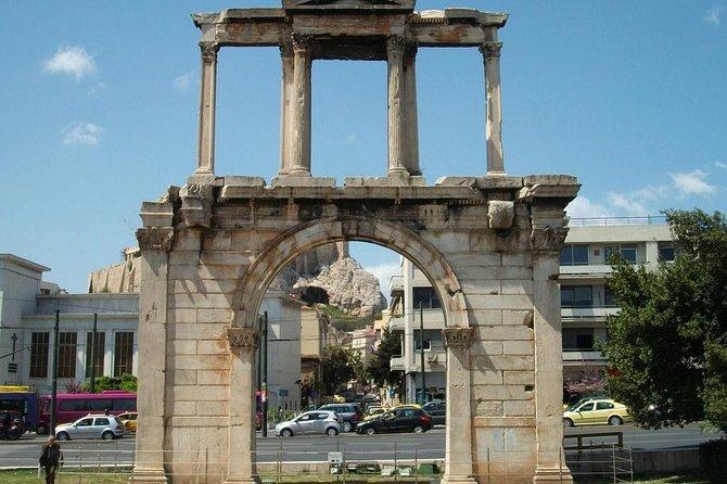 Athens City Tour (4hrs)