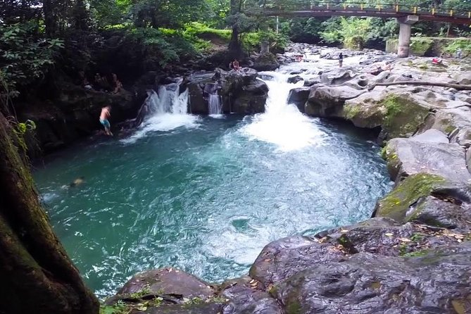 El Salto Waterfall Swimming Hole with lunch and use of facilities
