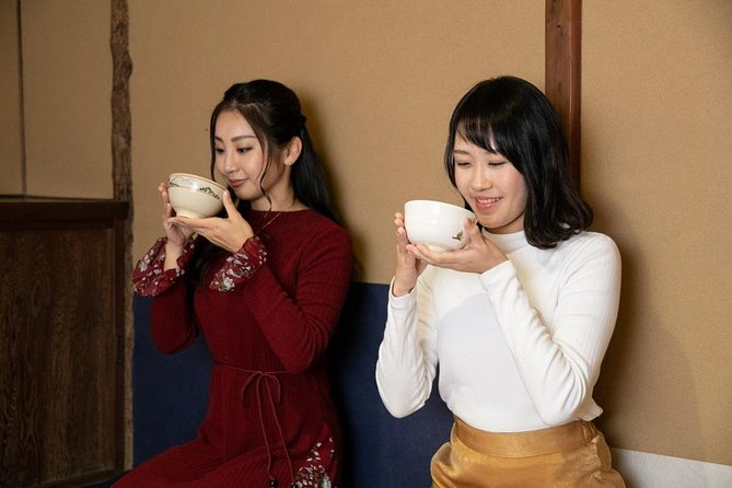 [Nara, Ikaruga] Enjoy Japanese tradition. Experience tea ceremony in a 200-year-old teahouse with a deep history and taste!