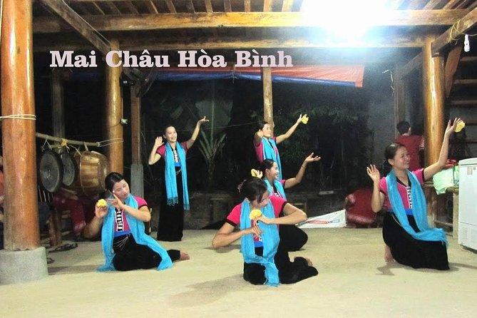 Mai Chau Nature trekking 2days group tour