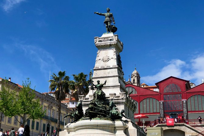 Porto Essential Walking Tour (10 Participants maximum)