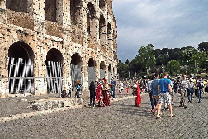 Guided tour of the Colosseum