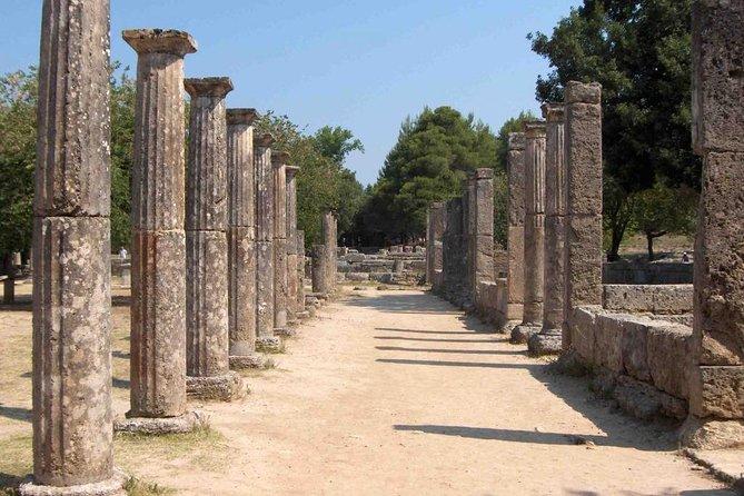 Ancient Olympia-Apollo Epikouros Tour (10hrs)