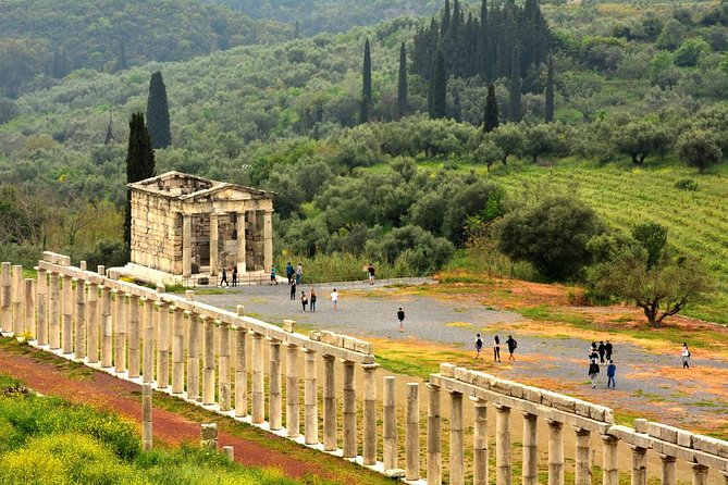 Ancient Messene-Kalamata Tour (10hrs) photo 1