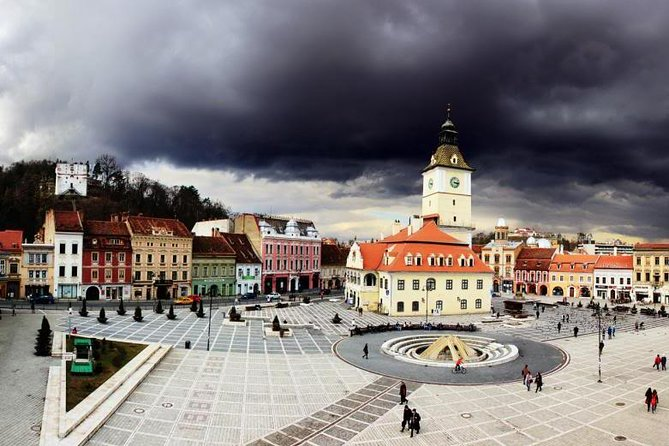 Private Tour : Transylvania from Bucharest 3 Days