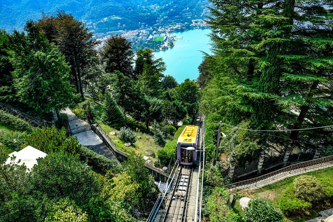 The Grandeur Of Como: Villa Olmo and Brunate Funicular