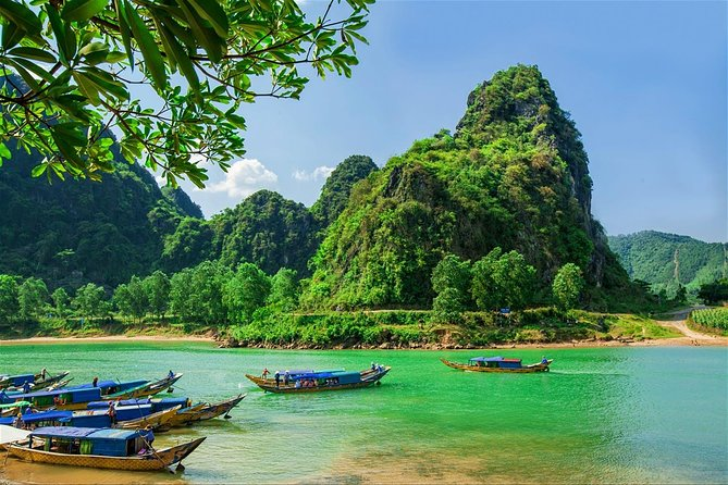 Paradise Cave & Phong Nha Cave Full Day In Quang Binh