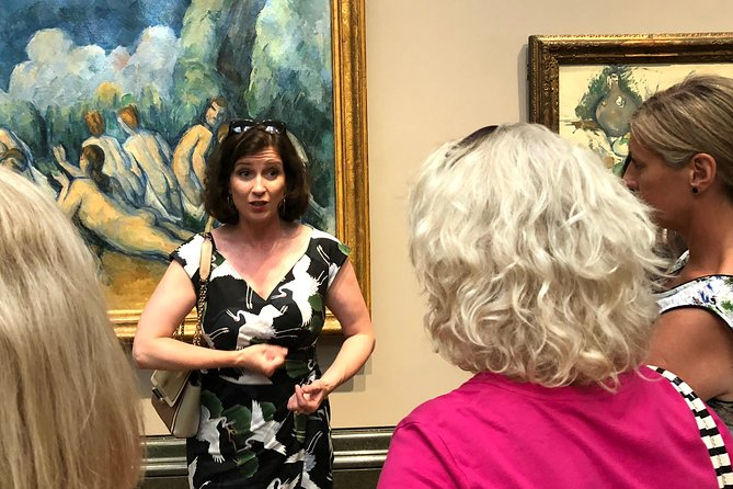Passionate about Cezanne