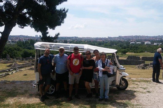 Tuk Tuk Salona, Klis tour