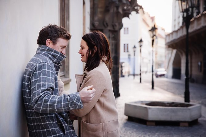 Iconic Prague Photoshoot: Top Attractions and Hidden Streets - Private Session