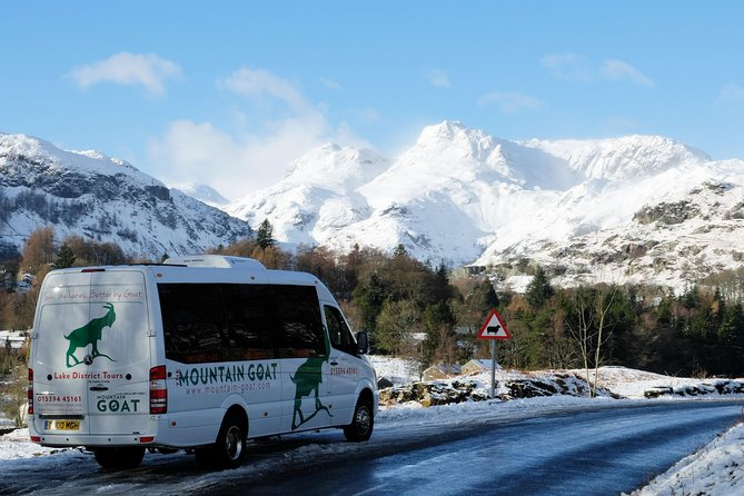 Private Tour: Winter Lake District Day Trip from Windermere