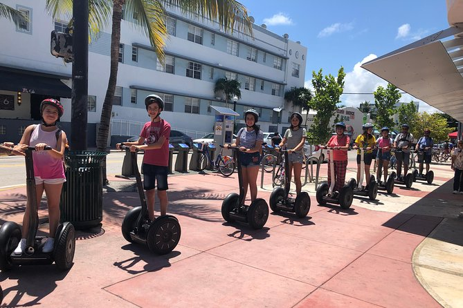 Shared 1 Hour 30 Mins South Beach Segway Tour