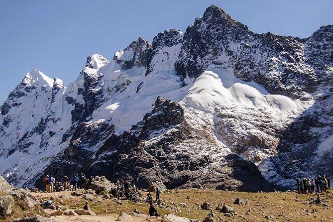 Salkantay Trek To Machu Picchu 5 Days, 4 Nights (alternative Inka Trail)