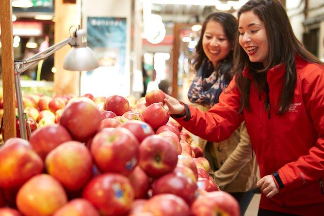 Vancouver Shore Excursion: Small-Group Granville Island Market Tour