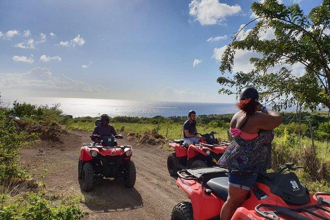 ATV Tour of St Kitts