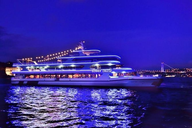 Bosphorus Dinner & Show Cruise (All Inclusive)