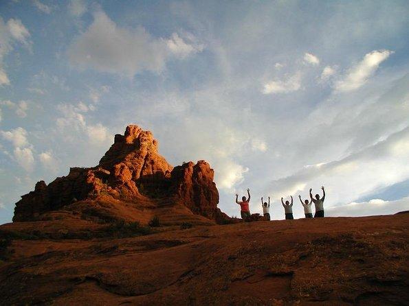 Tagesausflug zu den roten Felsen von Sedona und zu den Ruinen der amerikanischen Ureinwohner ab Phoenix