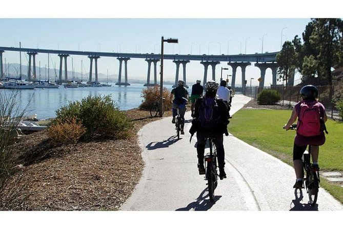Our San Diego Guided Bike Tours are safe, fun and fascinating!