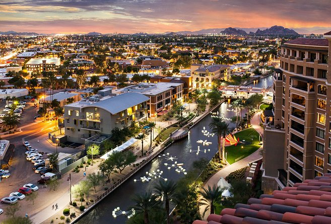 Small-Group or Private Deluxe Phoenix and Scottsdale Day Trip