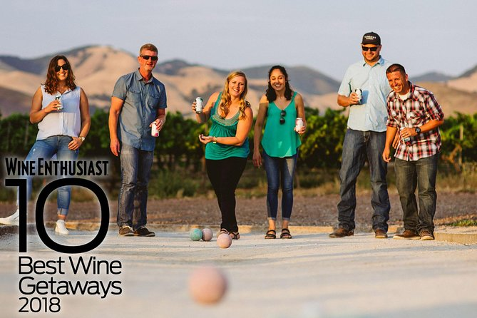 Ultimate Wine Experience in San Luis Obispo