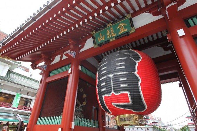 Japanese Food tour in Asakusa (Tokyo)