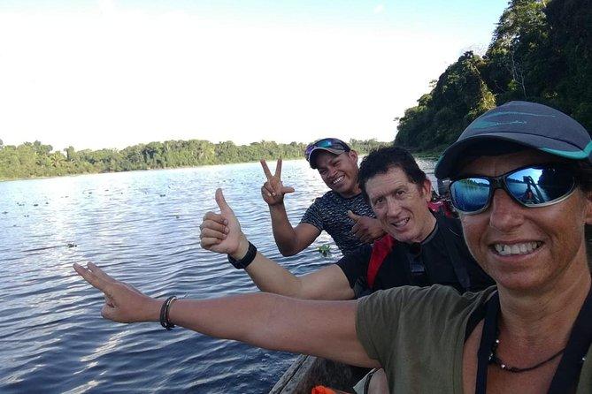 4-Day Amazon Pacaya-Samiria National Reserve Adventure