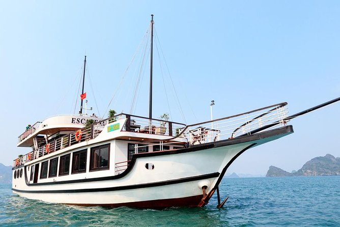 Halong & Lan Ha Bay Luxury 1 Day Tour with Limousine Bus Transfer
