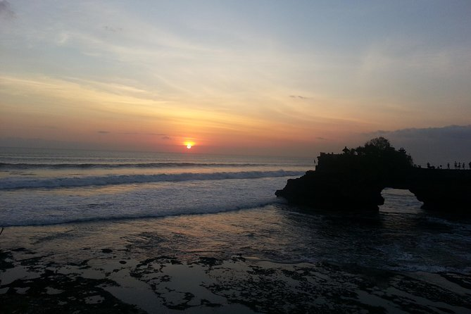Private Ubud Tegalalang Rice Teracce & Tanah Lot Tour