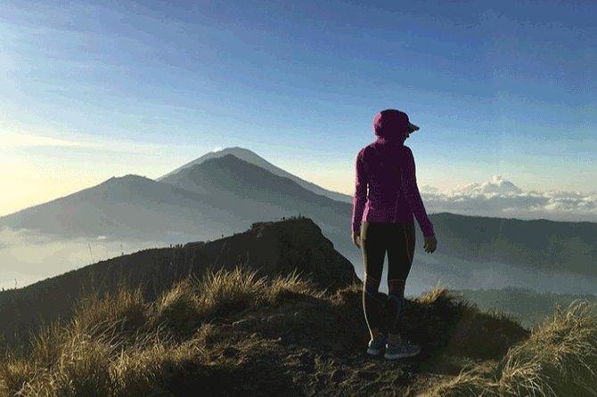 volcano trekking bali