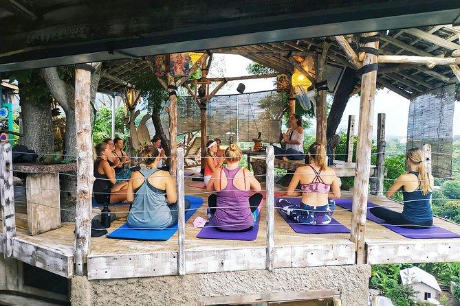Kundalini Yoga in Lovina, Bali