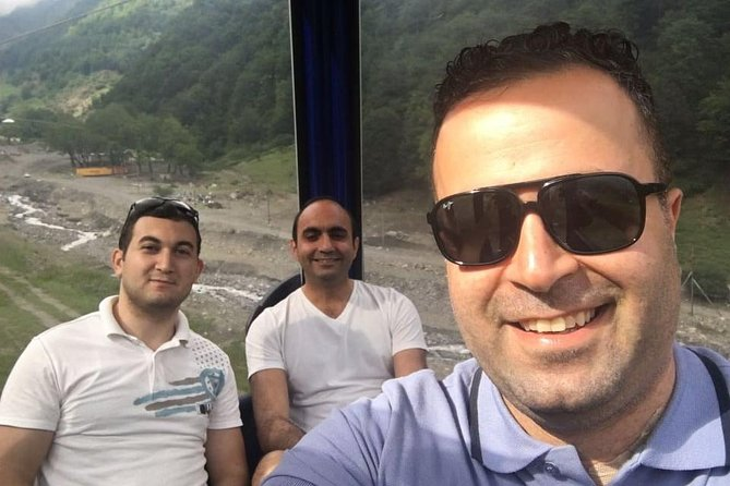 Gabala & Lahij private tour photo 4