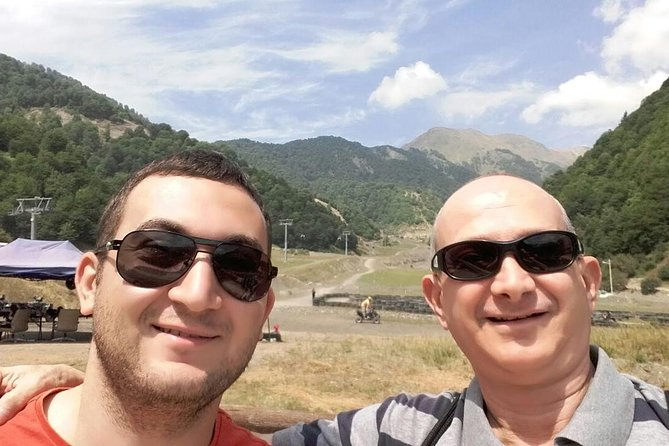 Gabala & Lahij private tour photo 23