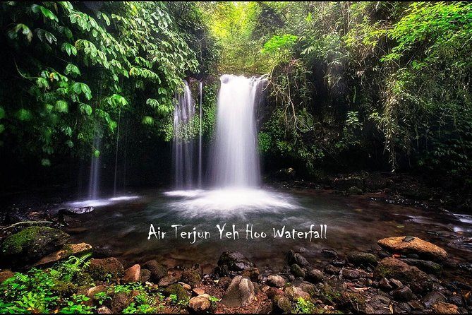 Bali Hidden Waterfall Bedugul Full Day Tour
