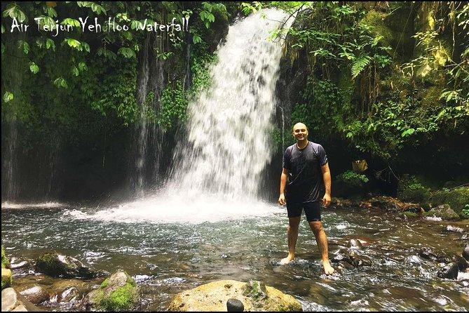 Bali Hidden Waterfall Bedugul Full Day Tour