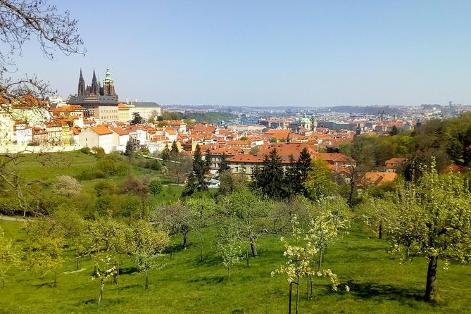 As Far from the Madding Crowd as Possible (Prague)