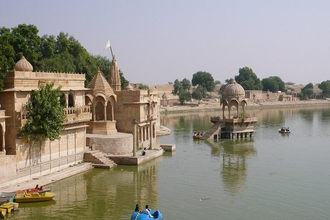Jaisalmer City Tour Private photo 6