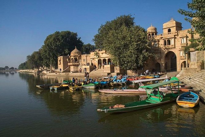 Jaisalmer City Tour Private photo 5