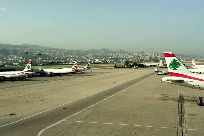 Beirut Arrival Airport Pickup
