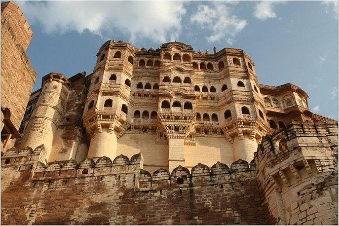 Jodhpur City Tour (Pickup from Hotel)