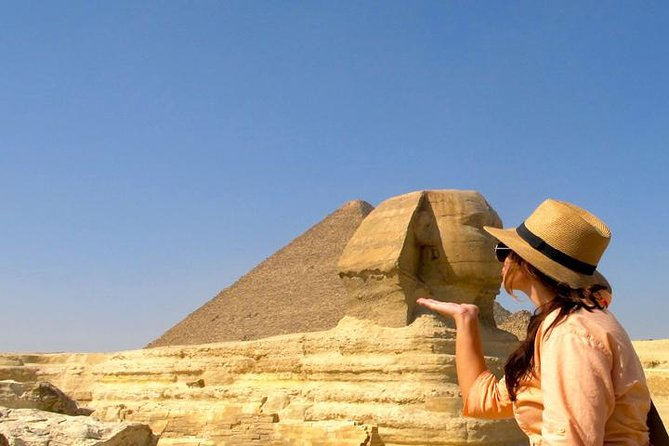 3 Days Giza Pyramids with all Museums in Cairo and Alexandria photo 17