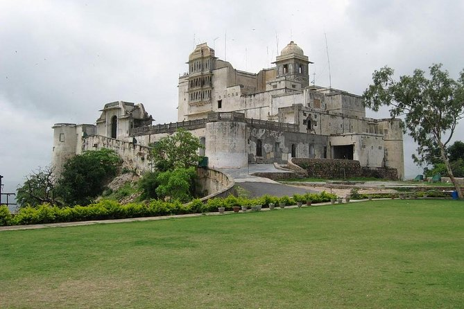 Udaipur City Tour (Pickup from Hotel)