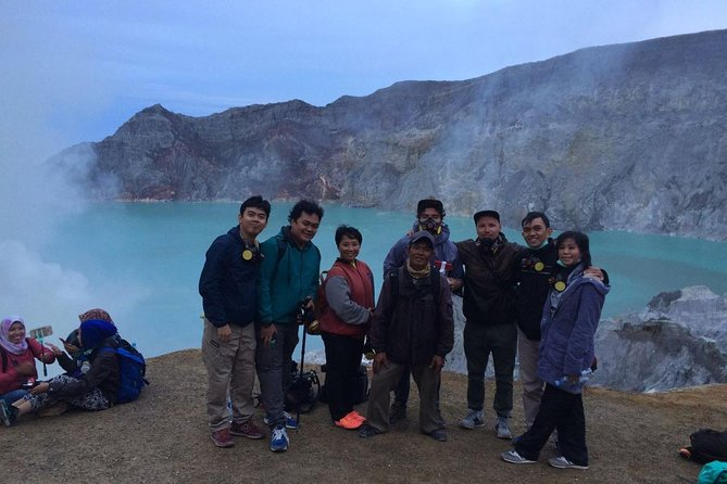 Blue Fire Of Ijen From Bali Direct
